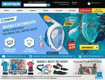 Thumbshot of Decathlon.pl