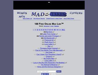 madtakes.com screenshot