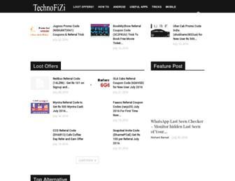 technofizi.net screenshot