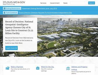 Thumbshot of Stlouis-mo.gov
