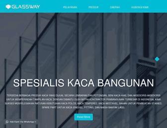glassway.org screenshot