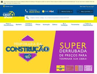 Thumbshot of Casashow.com.br