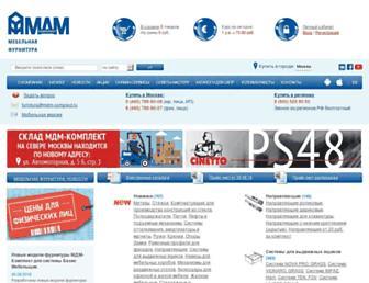 mdm-complect.ru screenshot