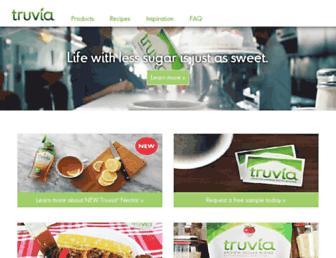 Thumbshot of Truvia.com