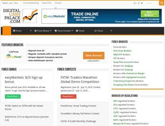 Thumbshot of Digitalcashpalace.com