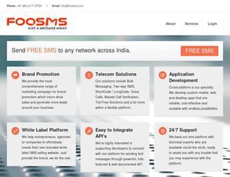 Thumbshot of Foosms.com