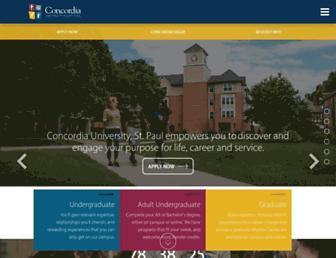 csp.edu screenshot