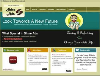 Thumbshot of Shineads.net