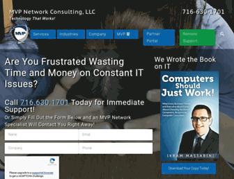 mvpworks.com screenshot
