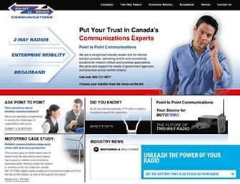 ptpcomm.com screenshot