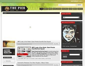 thepier.org screenshot
