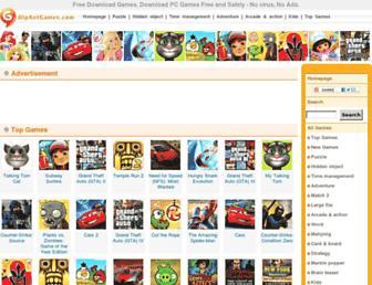 Thumbshot of Bigantgames.com