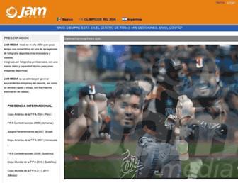 Thumbshot of Jammedia.com.mx
