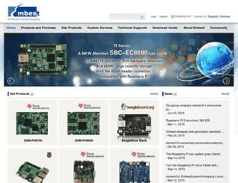 embest-tech.com screenshot