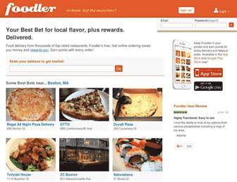 Thumbshot of Foodler.com