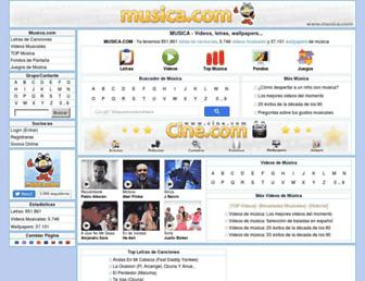 musica.com screenshot