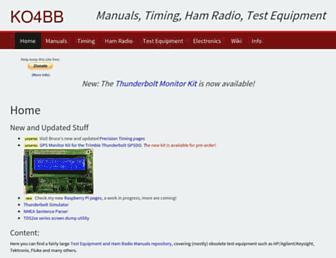ko4bb.com screenshot