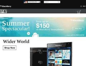 Thumbshot of Shopblackberry.com