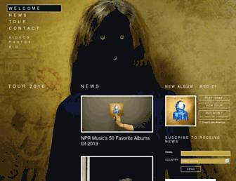 juanamolina.com screenshot