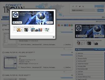 connect-trojan.net screenshot