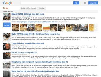 news.google.com.vn screenshot