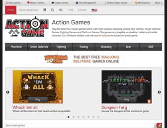 actiongame.com screenshot