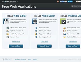 Thumbshot of Filelab.com
