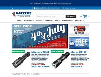 Thumbshot of Batteryjunction.com