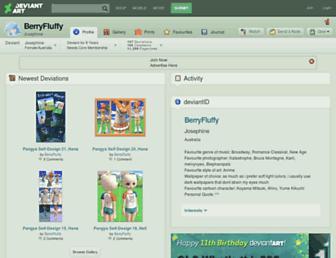 berryfluffy.deviantart.com screenshot