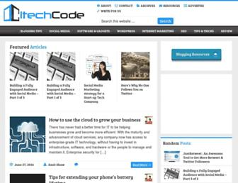 Thumbshot of Itechcode.com