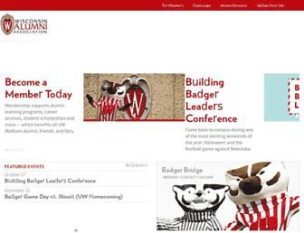 Thumbshot of Uwalumni.com