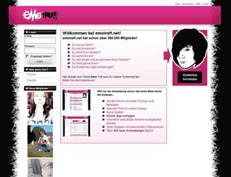 Thumbshot of Emotreff.net