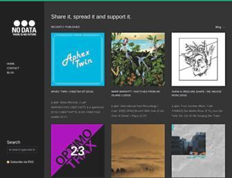 Thumbshot of Nodata.tv