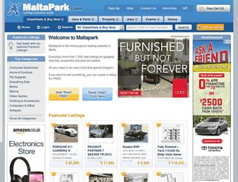 Thumbshot of Maltapark.com