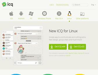 Thumbshot of Icq.com