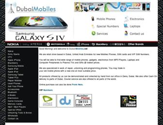 Thumbshot of Dubai-mobiles.net