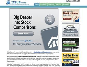iclub.com screenshot