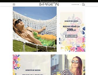 ro.bfashion.com screenshot