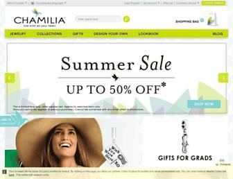 Thumbshot of Chamilia.com