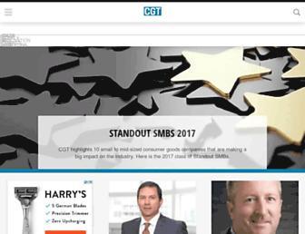 consumergoods.com screenshot