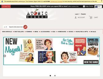 atomiccherry.com.au screenshot