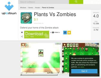 plants-vs-zombies.en.uptodown.com screenshot
