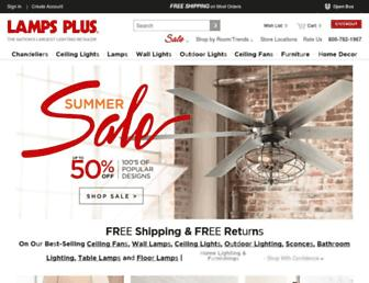 Thumbshot of Lampsplus.com