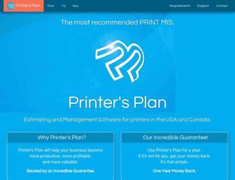 printersplan.com screenshot