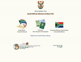 Thumbshot of Southafrica-newyork.net