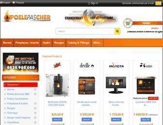 Thumbshot of 1poelepascher.com