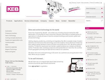 keb.de screenshot