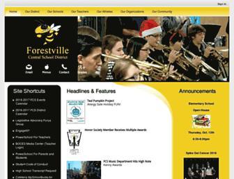 forestville.com screenshot