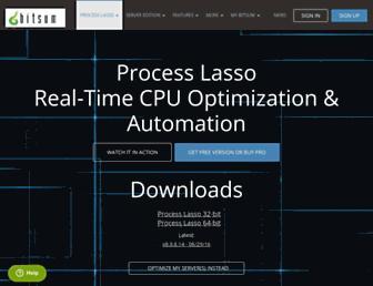 bitsum.com screenshot