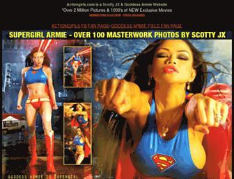 Thumbshot of Actiongirls.com